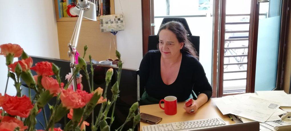 Simone Barrientos ist Abgeordnete im Deutschen Bundestag.