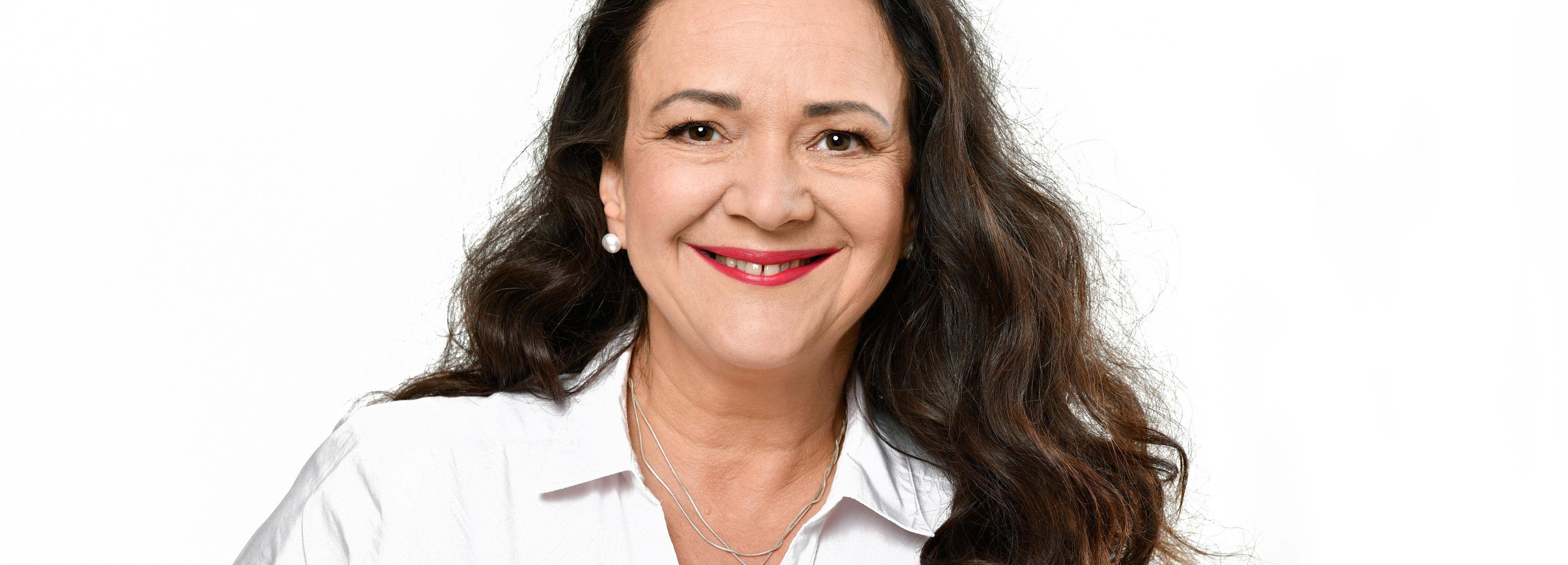 Foto von Simone Barrientos, Kulturpolitische Sprecherin der Bundestagsfraktion die Linke