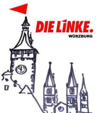 DIE LINKE ist aktiv in Würzburg