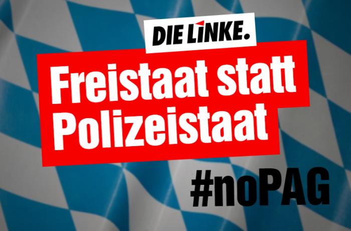 Freistaat statt Polizeistaat_nopag