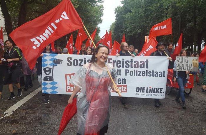 #noPAG, Proteste gegen das bayerische Polizeiaufgabengesetz