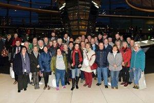 Bayern zu Besuch im Bundestag, BPA-Fahrt