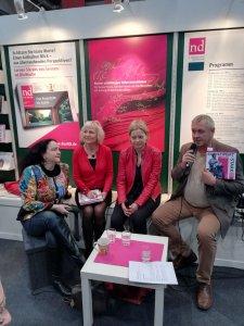 """Buchvorstellung """"Frauen in der DDR"""" auf der Leipziger Buchmesse"""