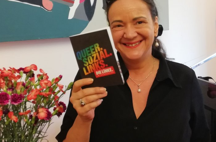 Simone Barrientos, DIE LINKE, queer, sozial, links